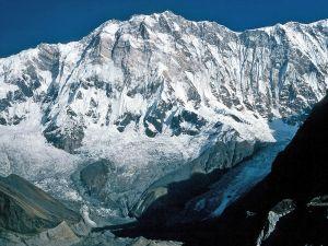 Annapurna in Nepal, Himalayas