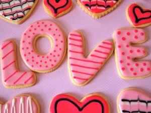 Cookies of love