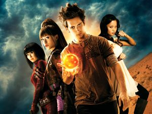 Dragonball Evolution, characters