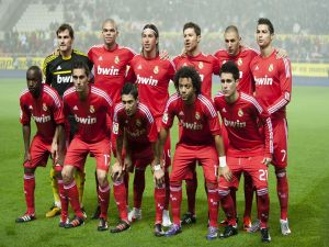 The Real Madrid of red