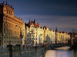 City in the Czech Republic