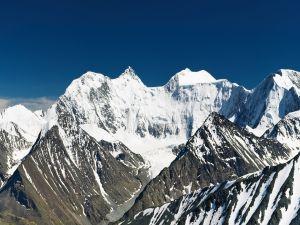 Snowy summits