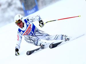 Paul de la Cuesta Spanish skier